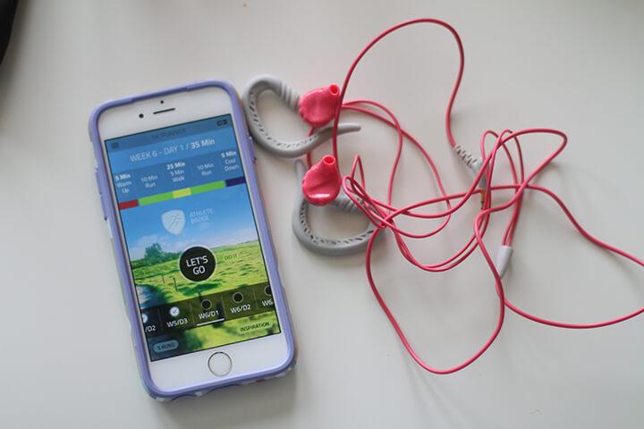 5K Running App & Sports Earphones